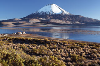 Parinacota Morning