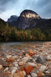 Cochamó, Chile, river, Cochamo