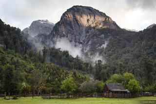 Cocham, Chile, Cochamo, Cochamó