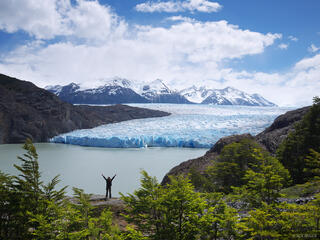 Glaciar Grey Stoke