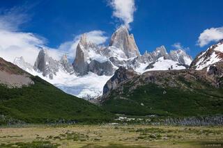 Argentina, El Chalten, Fitz Roy, South America