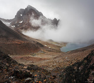 Chile, Isla Navarino, South America, Tierra del Fuego, Paso de los Dientes