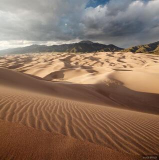 Colorado,Great Sand Dunes,dunes, Sangre de Cristos