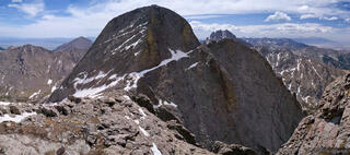 Kit Carson, fourteener, Sangre de Cristo, Colorado