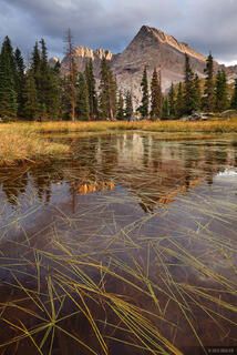 Trinity Peaks, Weminuche Wilderness, San Juan Mountains, Colorado