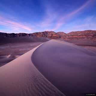 Eureka Dunes, Death Valley, California, October