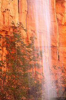 Deer Spring, Grand Canyon, Arizona, abstract, waterfall