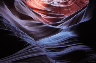 Page, Arizona, slot canyon, slot