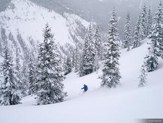 skiing, San Juan Mountains, Colorado, Jake Evans