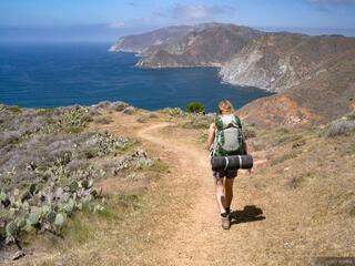 Catalina Hiking 13