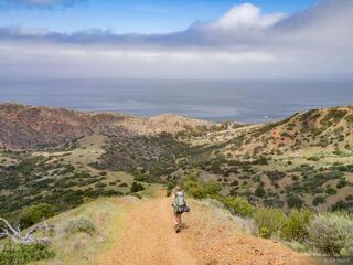 Catalina Hiking 23