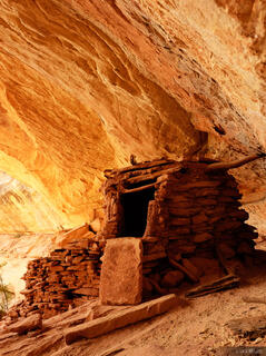 Owl Creek Canyon, ruins, Cedar Mesa, Utah, ancient