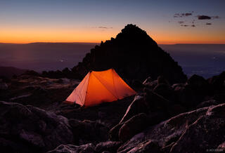 Twilight Camping