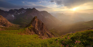 Allgäuer Alps, Germany, Fiderapass, Wildental, Mittelberg