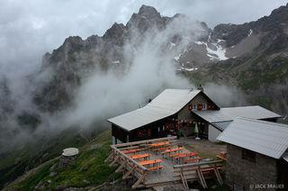 Lechtal Alps, Austria, Württemberger Haus