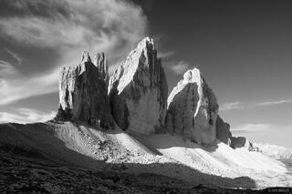 Dolomites, Italy, Tre Cime