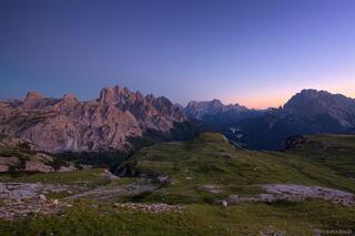 Dolomites, Italy, Misurina