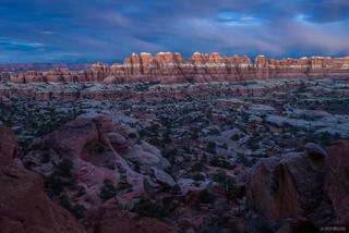 Canyonlands National Park, Needles District, Utah, Elephant Canyon