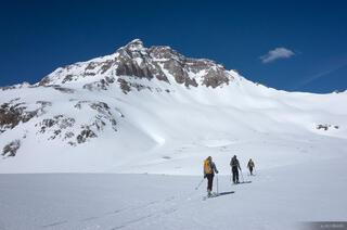 Skinning to Gilpin Peak