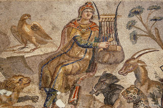 mosaic, Antakya, Turkey
