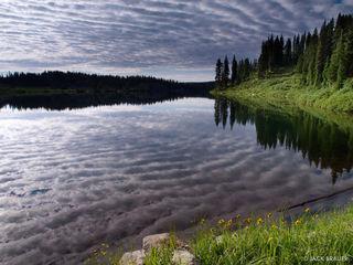 Blue Lake, South San Juans, Colorado
