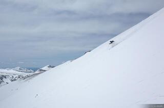 Static Peak,Tetons,Wyoming, skiing