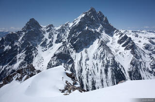Grand Teton from The Jaw