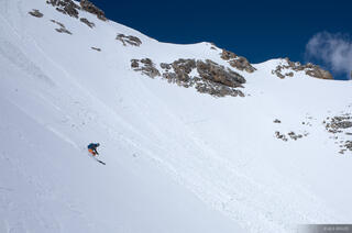 Tetons,The Jaw,Wyoming, skiing