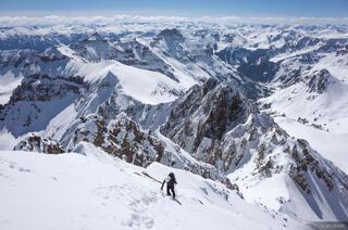 Colorado,Mt. Sneffels,San Juan Mountains,Sneffels Range