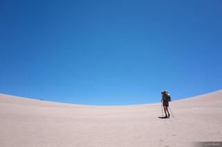 Dunes Curve Hiker