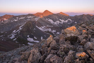 Blanca Peak,Colorado,Sangre de Cristos, fourteener, sunrise