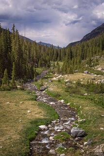 Colorado,Sangre de Cristos, Huerfano River