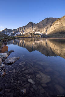 Blanca Peak,Colorado,Sangre de Cristos, Lily Lake, Ellingwood Point