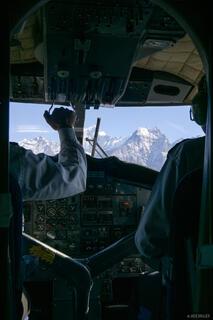 Lukla Aerial 2