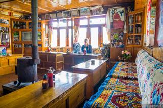 Himalaya,Khumbu,Khumjung,Nepal, teahouse