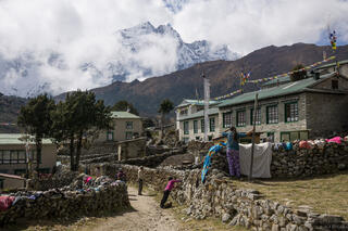 Himalaya,Khumbu,Khumjung,Nepal
