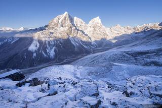 Asia,Cholatse,Himalaya,Khumbu,Nepal,Taboche Peak