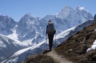 Himalaya,Khumbu,Nepal, hiking, Kangtega
