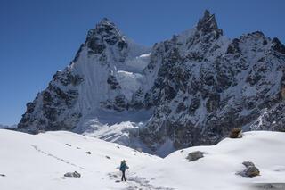 hiking, Himalaya,Khumbu,Nepal,Renjo La
