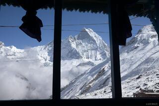 Annapurna Base Camp,Himalaya,Machhapuchhre,Nepal