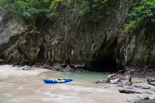 Emerald Cave Kayak