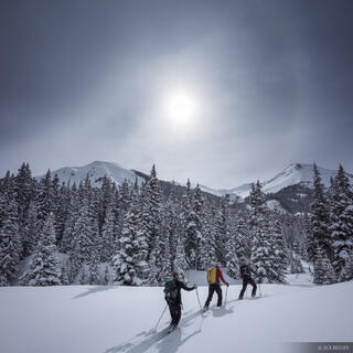 Colorado,Red Mountain Pass,San Juan Mountains, skiing, hiking