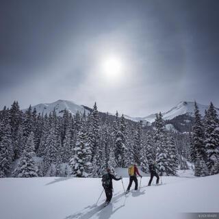 Colorado,Red Mountain Pass,San Juan Mountains, skiing, hiking