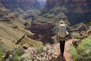 Arizona, Grand Canyon, hiking, Tapeats Creek