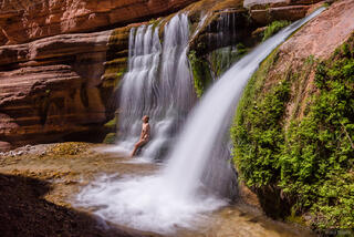 Arizona,Deer Creek,Grand Canyon,waterfall