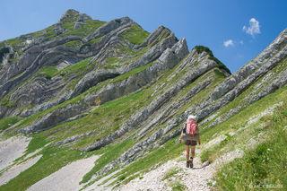 Dinaric Alps,Durmitor,Durmitor National Park,Europe,Montenegro,hiking, Sareni Pasovi