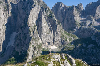 Prokletije, Montenegro, Karanfili, hiking, Grebaje