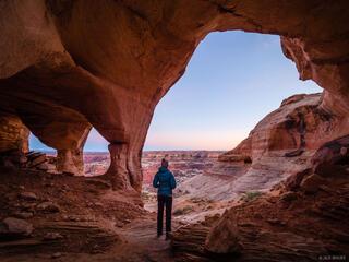 Arch, Utah, Green River