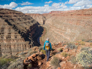 Hiking the Honaker Trail