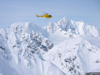 Alaska, Haines, helicopter, Takhinsha Mountains